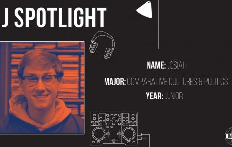 DJ Spotlight of the Week: Josiah