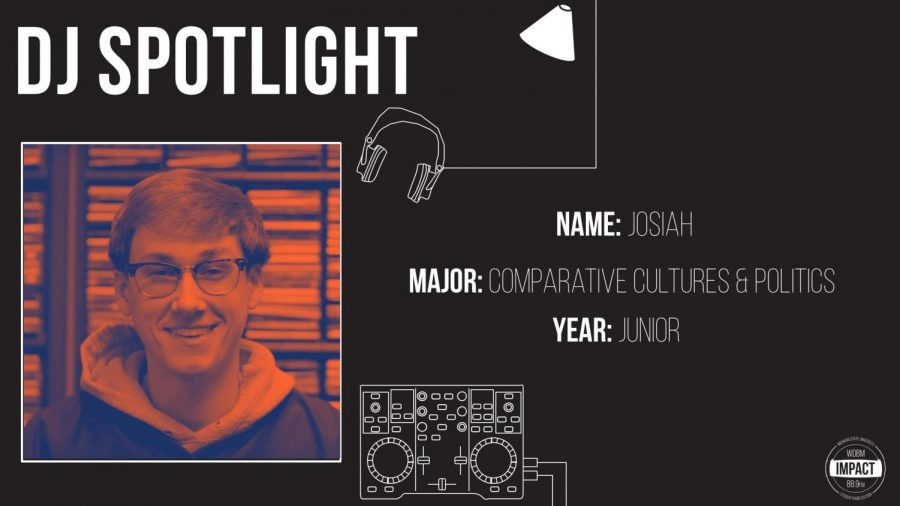 DJ Spotlight of the Week: Josiah