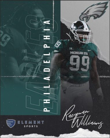 Raequan Williams goes undrafted, immediately signs with Eagles