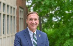 Michigan State President Samuel L. Stanley/Photo Courtesy: MSU University Communications
