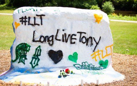 Tony Martin remembered at The Rock/ (Photo: George Pham /Impact)