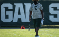 Michigan State head football coach Mel Tucker/ Photo Credit: Michigan State Athletic Communications