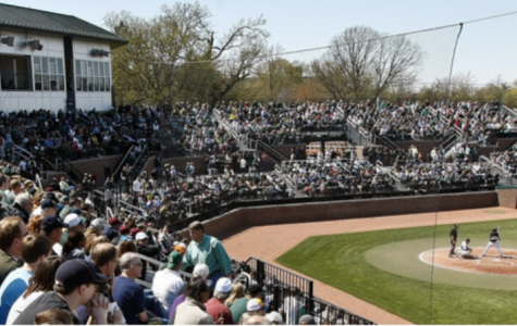 McLane Baseball Stadium/ Photo Credit: MSU Athletic Communications