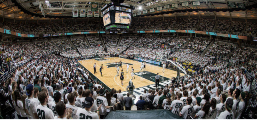 The Breslin Center / Photo Credit: Michigan State Athletic Communications