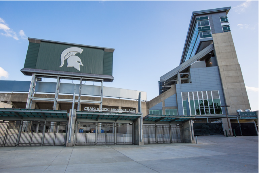 Spartan Stadium/ Photo Credit: MSU Athletic Communications