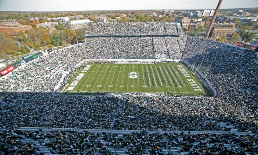Michigan State will not play this week after Maryland cancels game due to COVID-19 concerns