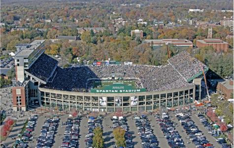 Spartan Stadium (Photo: MSU Athletic Communications)