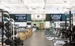 Spartan Weight Room Photo Credit: MSU Athletic Communications