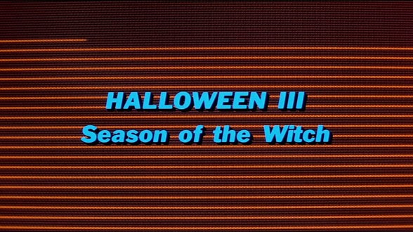 We Watch It For The Music | Halloween III: Season of the Witch