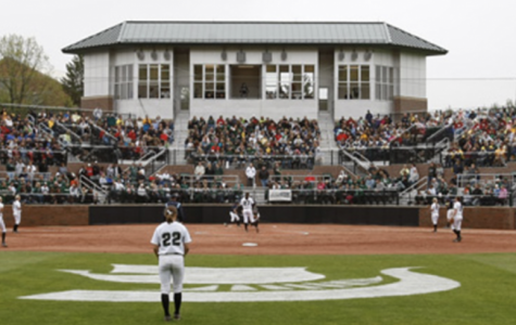 Secchia Stadium/Photo Credit: Michigan State Athletic Communications