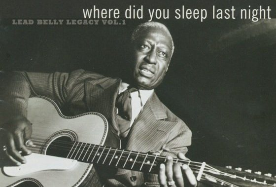 "Where The Cold Wind Blew | ""Where Did You Sleep Last Night"" by Lead Belly"