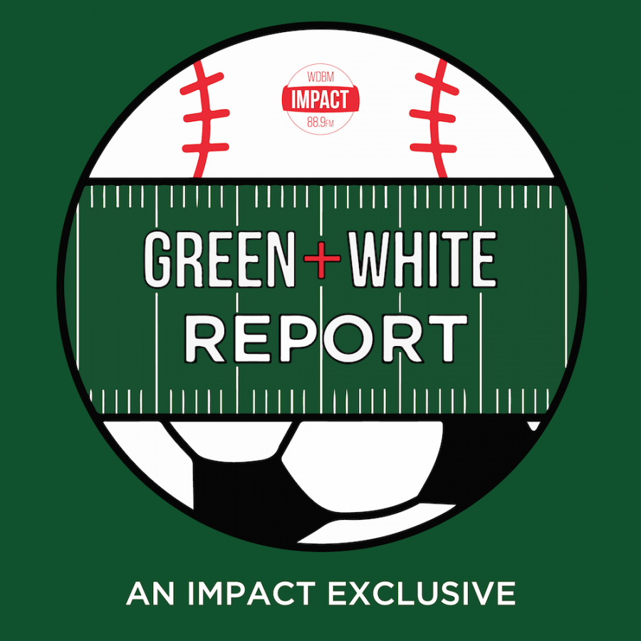 Green & White Report - 4/4/21 - The Bank is Open.