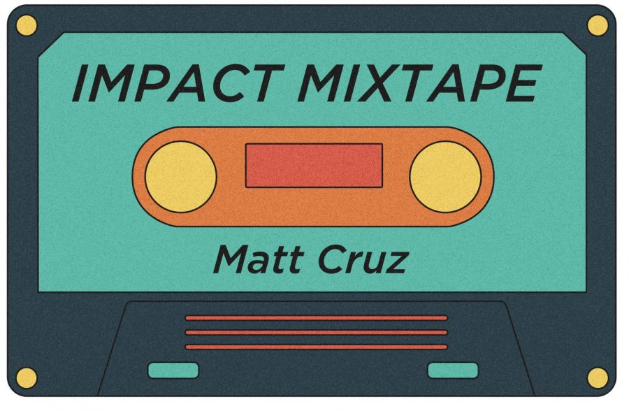 "Impact Mixtape | ""Wall of Sound"" by Matt Cruz"