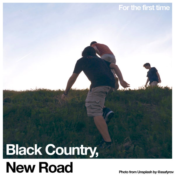 "Left Craving More | ""Opus"" by Black Country, New Road"