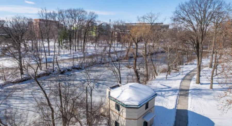 The campus of Michigan State University/ Photo Credit: MSU University Communications