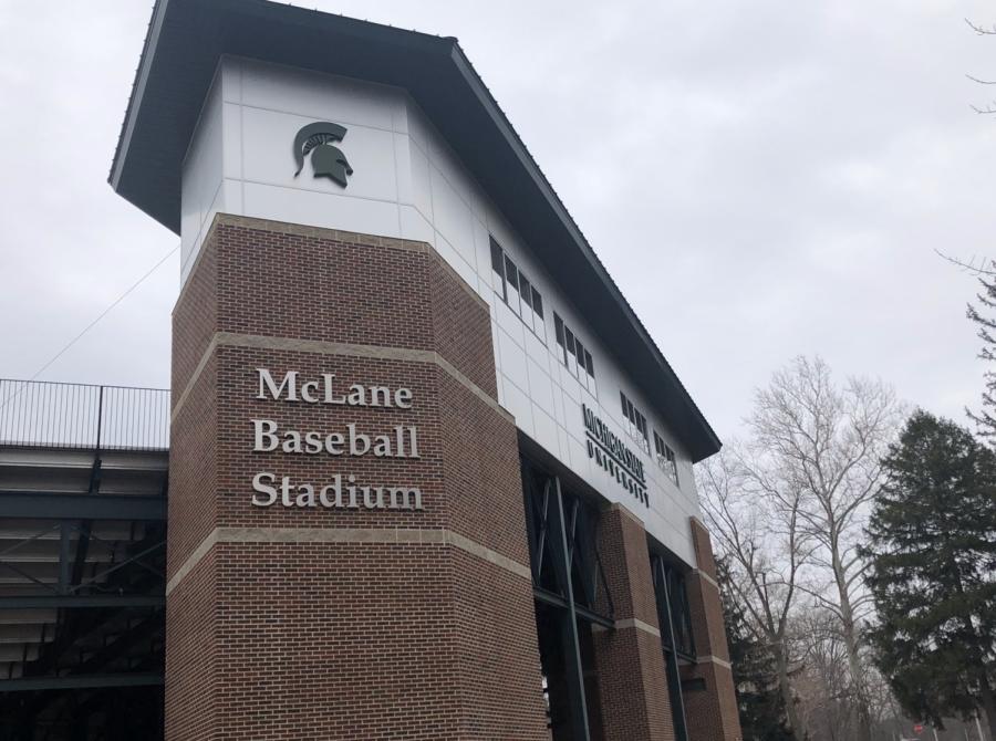 McLane Baseball Stadium/ Photo Credit: MSU Athletic Communications