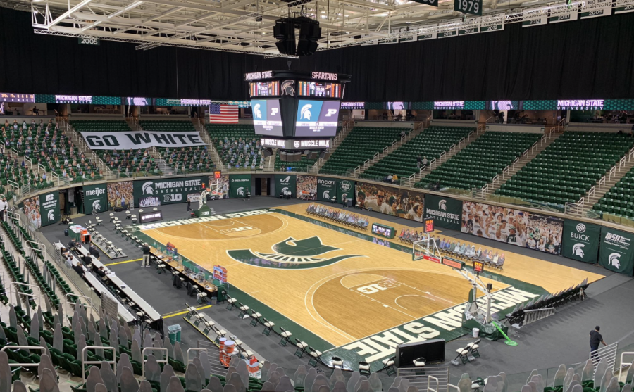 The Breslin Center/ Photo Credit: Luke Sloan/ WDBM