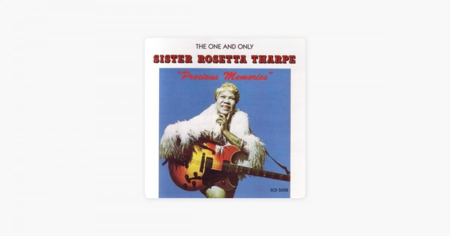 "The Matriarch of Rock and Roll | ""Precious Memories"" by Sister Rosetta Tharpe"