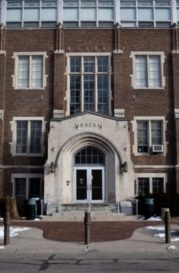 The MSU museum/ Photo Credit: MSU University Communications