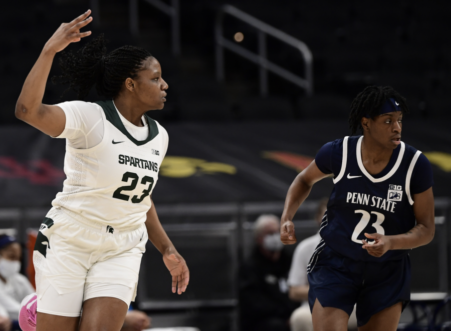 MSU guard Janai Crooms transfers to Providence