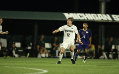 MSU defender Nick Stone/ Photo Credit: MSU Athletic Communications