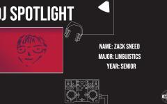 DJ Spotlight of the Week: Zack Sneed