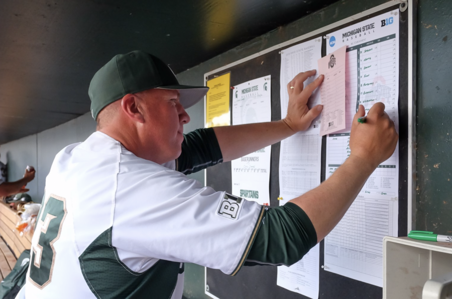Former MSU baseball coach Danny Litwhiler inducted into College Baseball Hall Of Fame