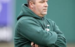 MSU head coach Damon Rensing/ Photo Credit: MSU Athletic Communications