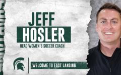 Jeff Hosler appointed as MSU women's soccer coach