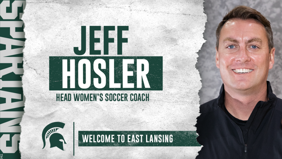 Jeff Hosler appointed as MSU womens soccer coach