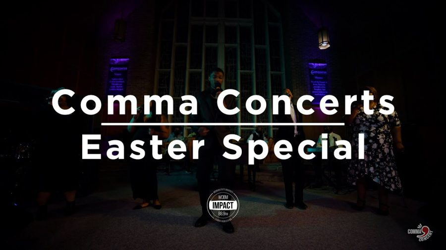 Comma Concerts- Easter Special (Live @ Epicenter of Worship)