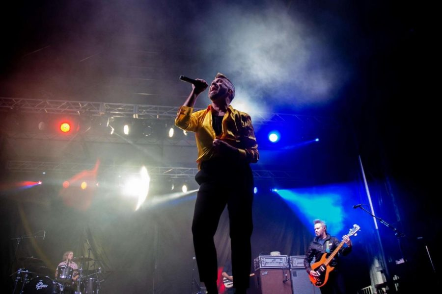 Concert Review | Arts, Beats & Eats with Neon Trees
