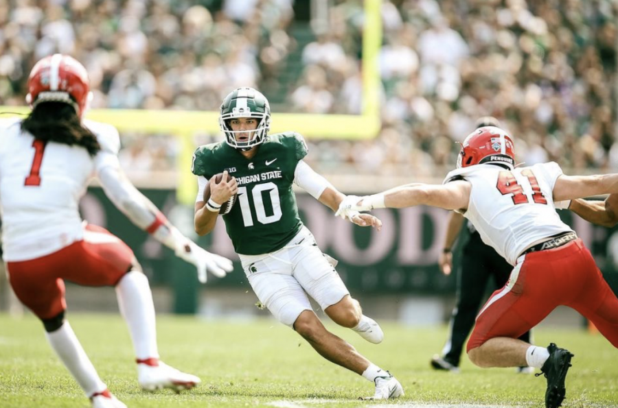 MSU enters Top 25 after victory over Miami