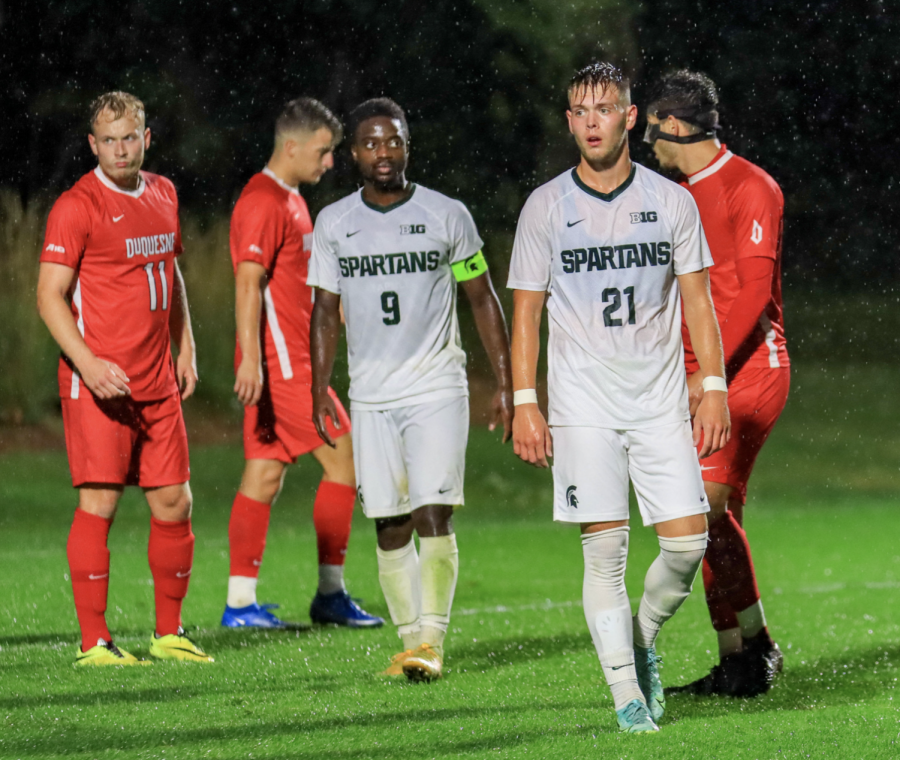 MSU knocks off Duquesne 1-0 at home to get back over .500